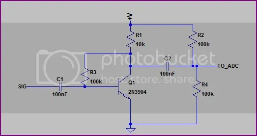 Dynamic Microphone Diagram Mike Mic Converter Circuit