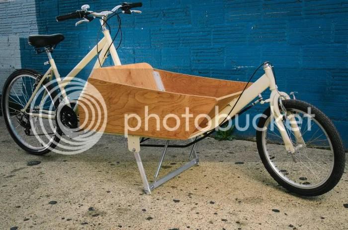 Bonnie cargo bike