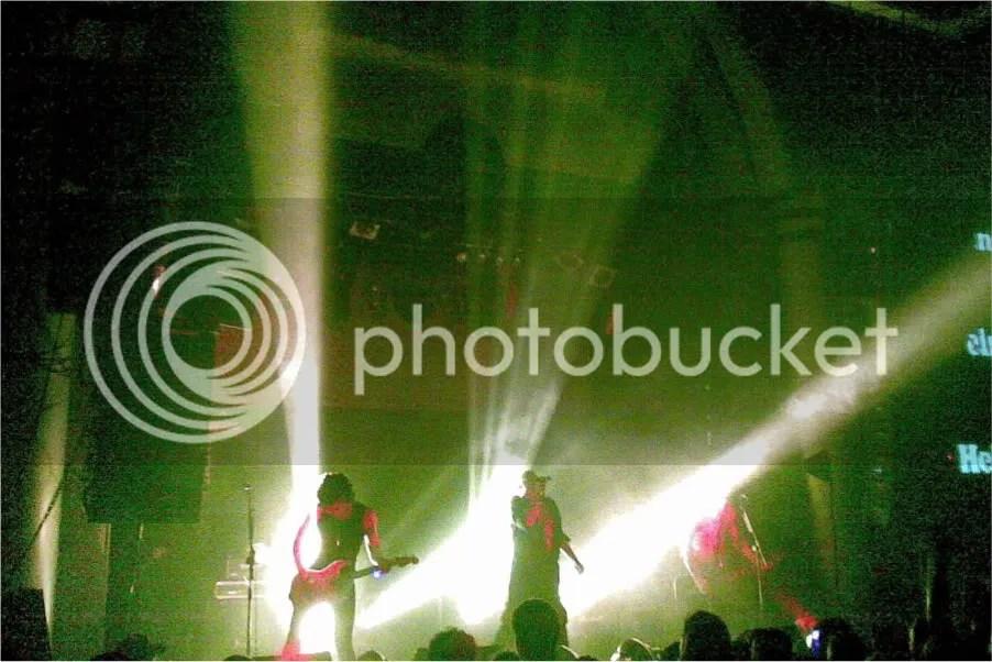Sisters en la sala Heineken