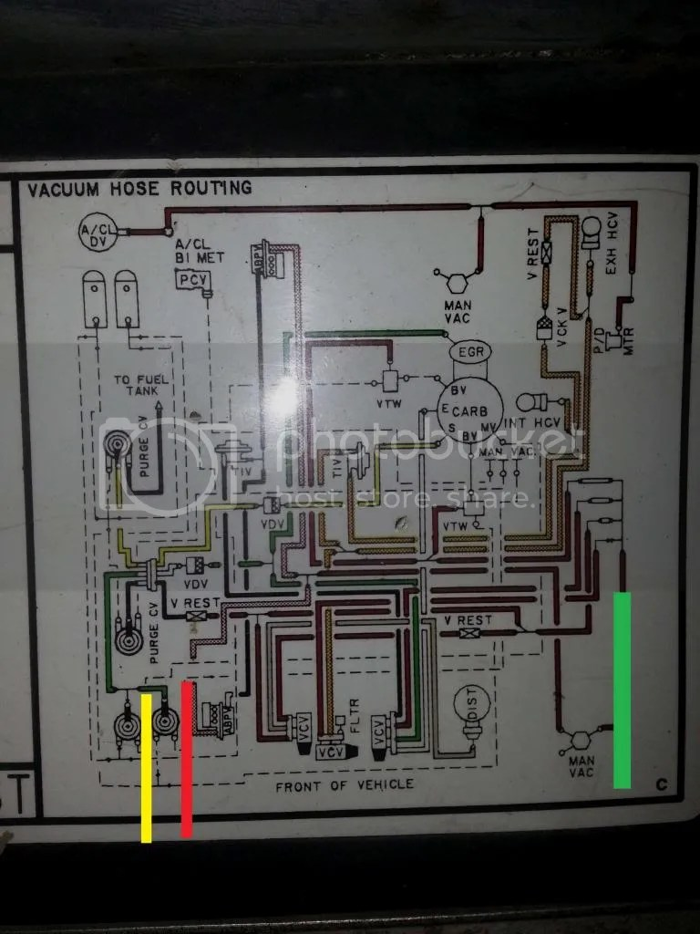 86 Ford Wiring Diagram