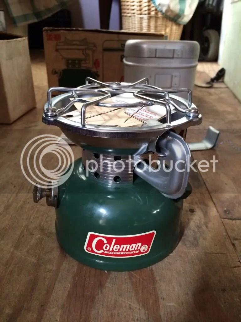 Coleman 502 Stove Parts