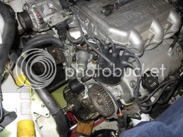 1994 Chrysler Lebaron Timing Belt