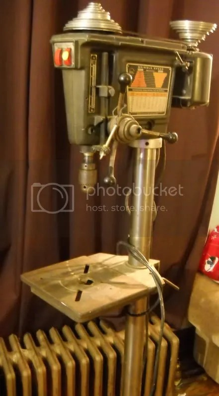 Orbit 1458 Drill Press