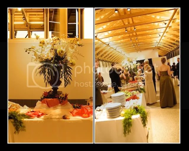 Beautiful Fall Wedding At The Gwinnett Environmental And