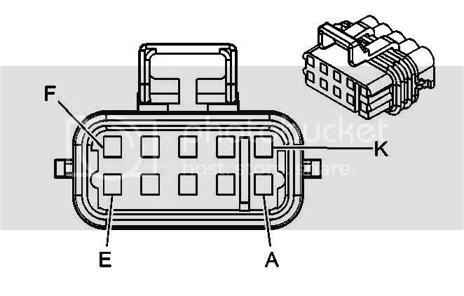 accelerator pedal position sensor circuit diagram