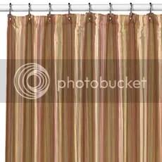Andre Stripe Wamsutta Shower Curtains Bargain Bin Home