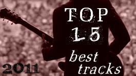 Les 15 meilleures chansons electro pop rock de l'année 2011