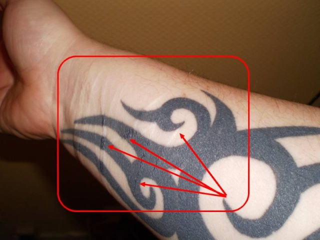 tatouages301 tatouage temps de cicatrisation. Black Bedroom Furniture Sets. Home Design Ideas
