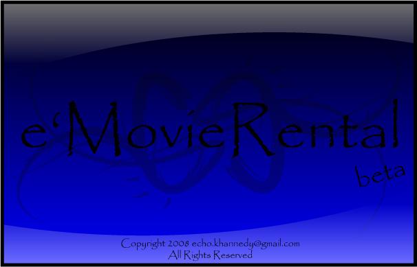 e'MovieRental