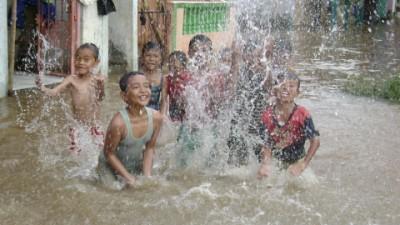 Lokasi di banjir kanal timur
