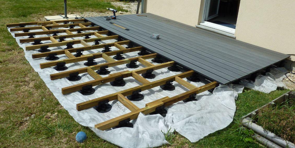 Terrasse Composite Castorama L