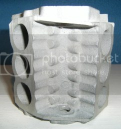 it is an aluminum paperweight that i think is a gm 3 8l v6 engine block please have a look at the photos i ve attached and let me know what you think [ 1024 x 768 Pixel ]