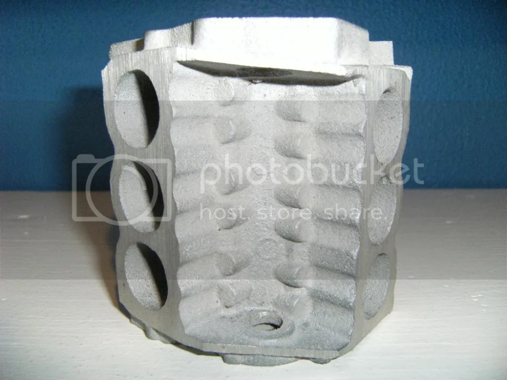 medium resolution of  it is an aluminum paperweight that i think is a gm 3 8l v6 engine block please have a look at the photos i ve attached and let me know what you think