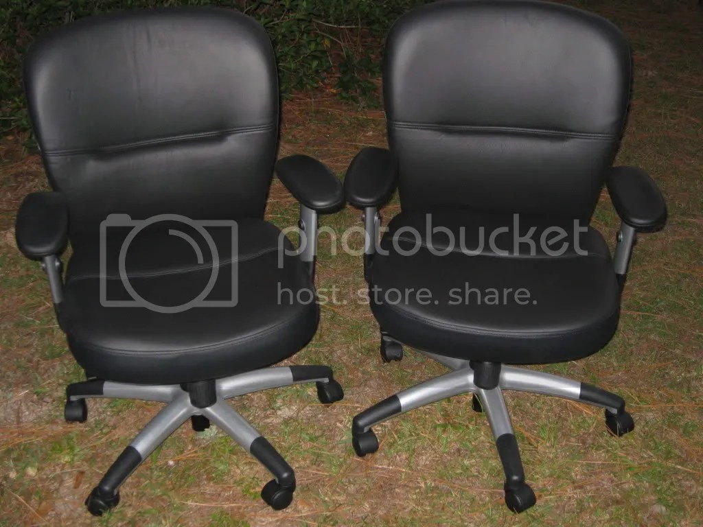 most expensive lazy boy chair hammock swing australia two leather office chairs photo by swamp13
