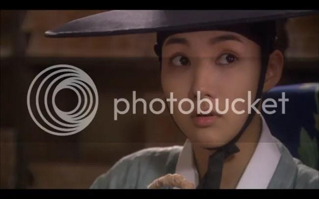 Yoon-shik has a secret