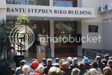 Bantu Stephen Biko Building