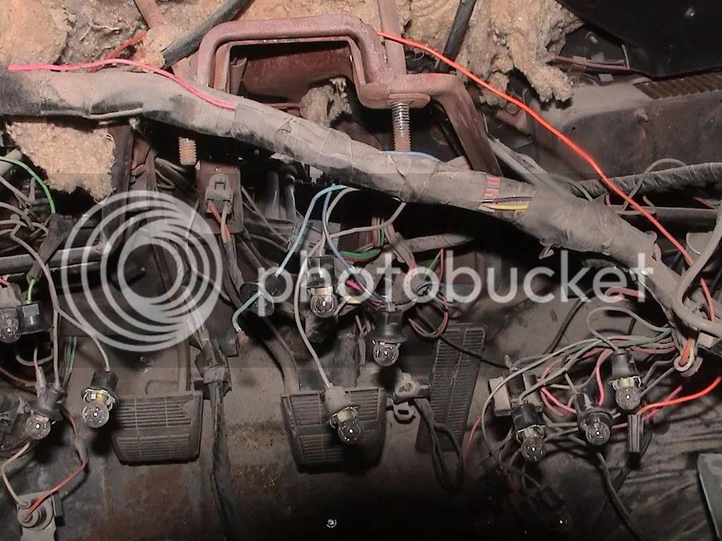 1968 Chevelle Dash Wiring Harness