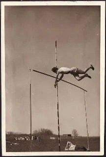 High School Pole Vault
