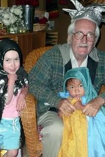 Grandpa Bob & Preschoolers