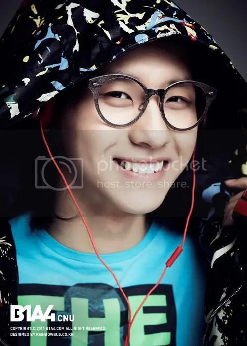 B1A4 CNU facts | --pikachu~