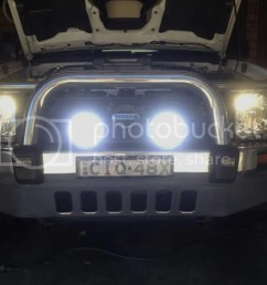 wiring spotlight to high beam hilux [ 1024 x 768 Pixel ]