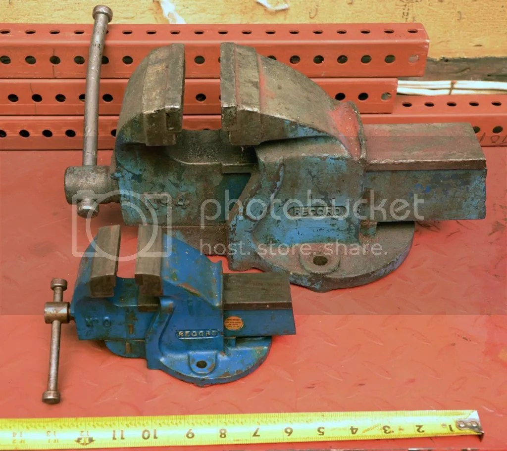 Record 53 Vise For Sale