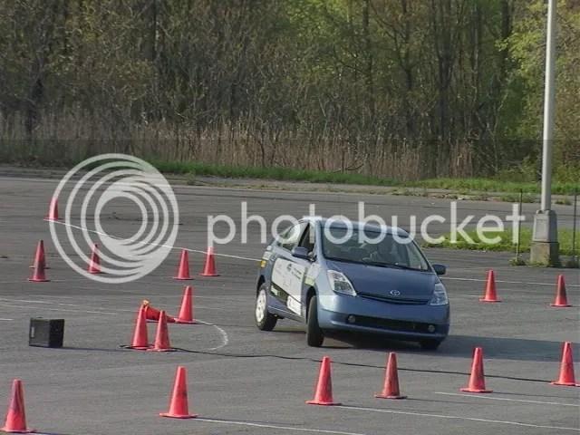 Prius Autocross