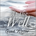 Join me over At the Well!