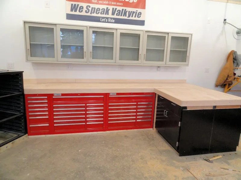 Workbench Casters Harbor Freight