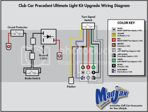 Deluxe Light Kit Relay Wiring Question: