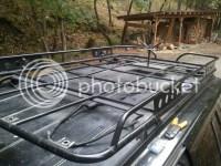New ZJ roof rack