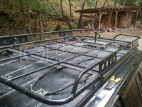New ZJ roof rack - JeepForum.com