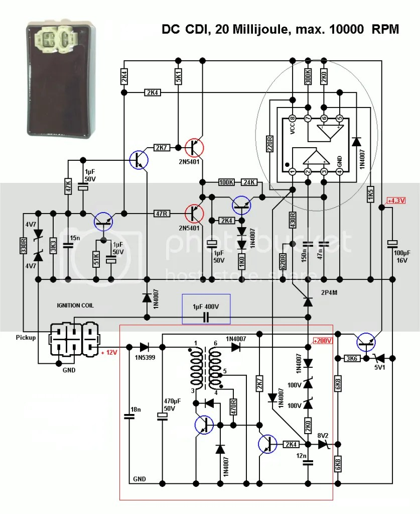 250cc Scooter Wiring Diagram
