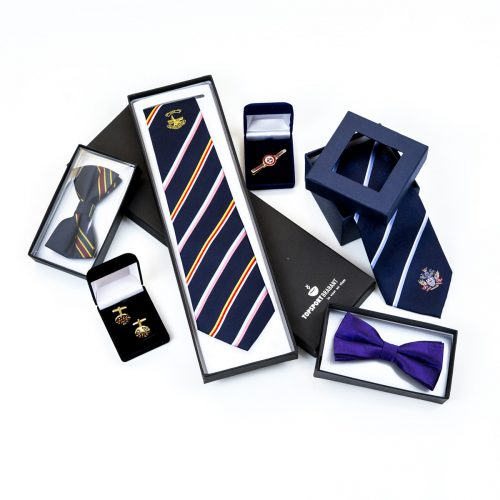 custom ties presentation boxes, personalised presentation boxes