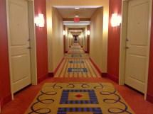 Hotel Hallway I4 Daily