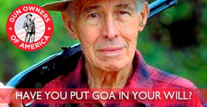 Have you put GOA in your will?