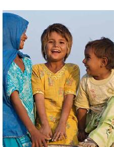 Årsrapport från UNICEF visar fantastiskt resultat i Pakistan