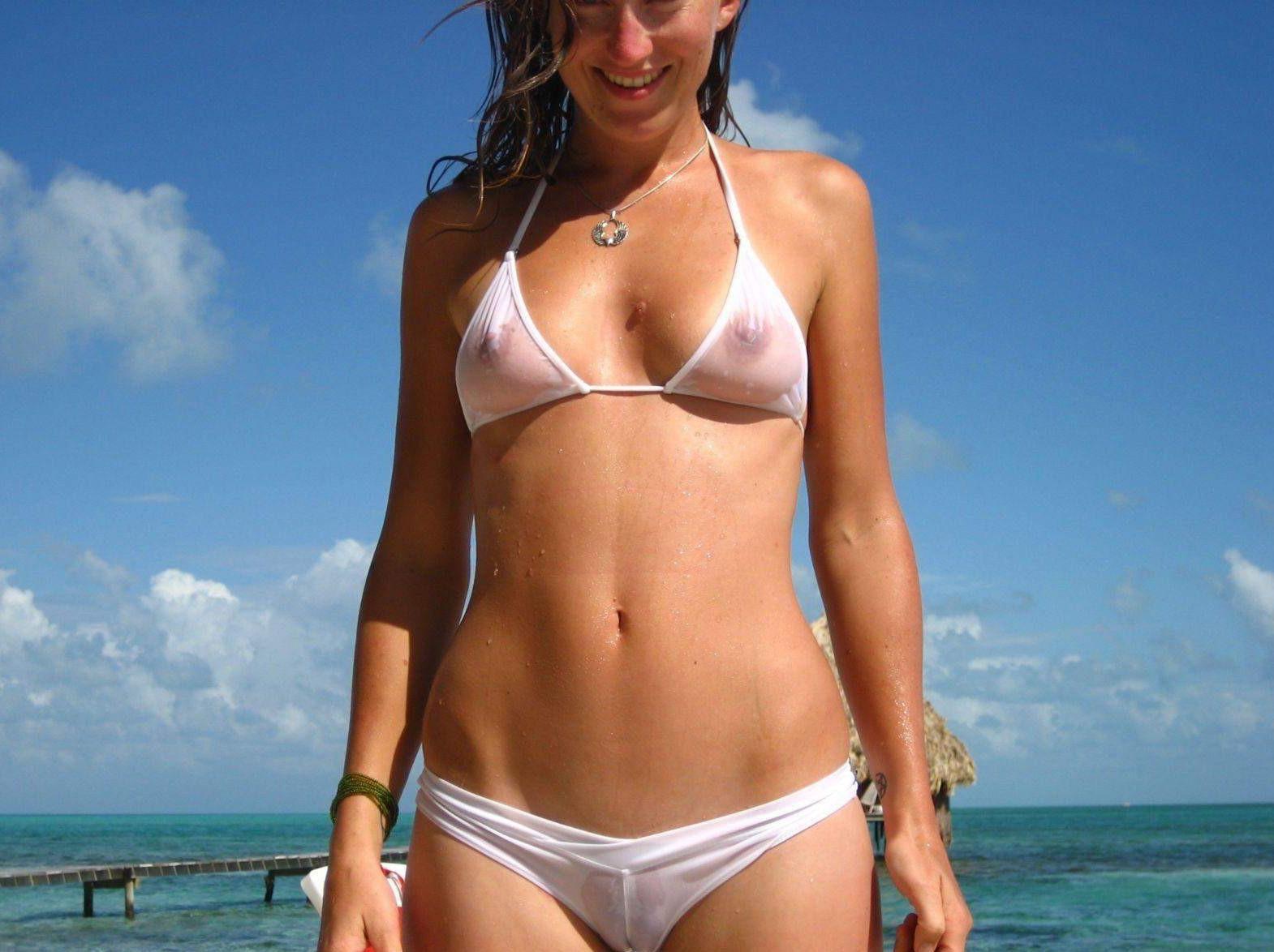 Sexy Bikini Cameltoe