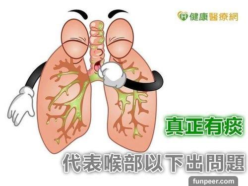 咳嗽有痰沒痰差很大 醫師一次說明白