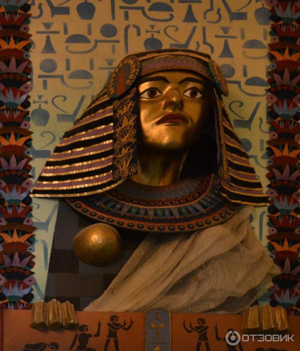 маска Тутанхомона