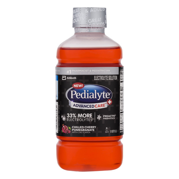 Save on Pedialyte Advanced Care Electrolyte Solution ...
