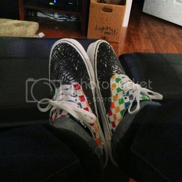 chrisVH - Vans x Crayola Era Checkers