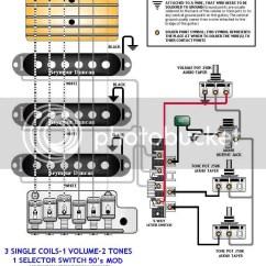 Seymour Duncan Wiring Diagram Strat 2006 Pt Cruiser Pcm 50 S Guitar