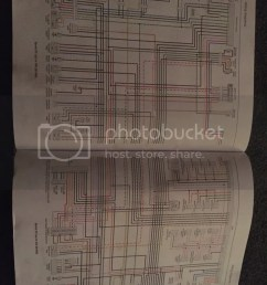 triumph sprint st wiring diagram wiring librarysunday 5th april 2015 [ 800 x 1067 Pixel ]