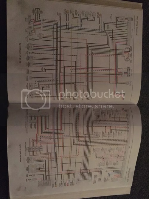 small resolution of triumph sprint st wiring diagram wiring librarysunday 5th april 2015