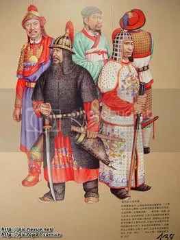 Ming Warriors