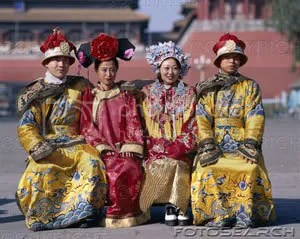 Ming Dynasty Royalty