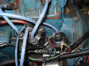 Volvo Penta ignition coil problem, help a new guy out