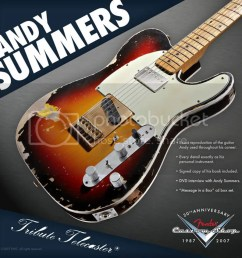 definitely andy summers tele that thing looks great and sounds andy summers telecaster [ 960 x 960 Pixel ]