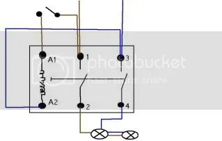 wiring diagram of contactor dimarzio a great installation how to wire student learning zone city guilds rh talk electricianforum co uk lighting magnetic